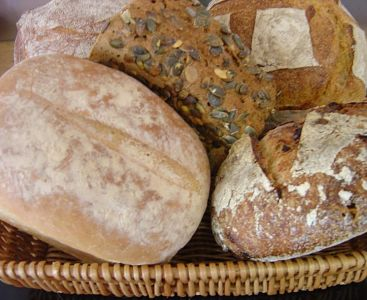 Artisan Breadmaking course weekend